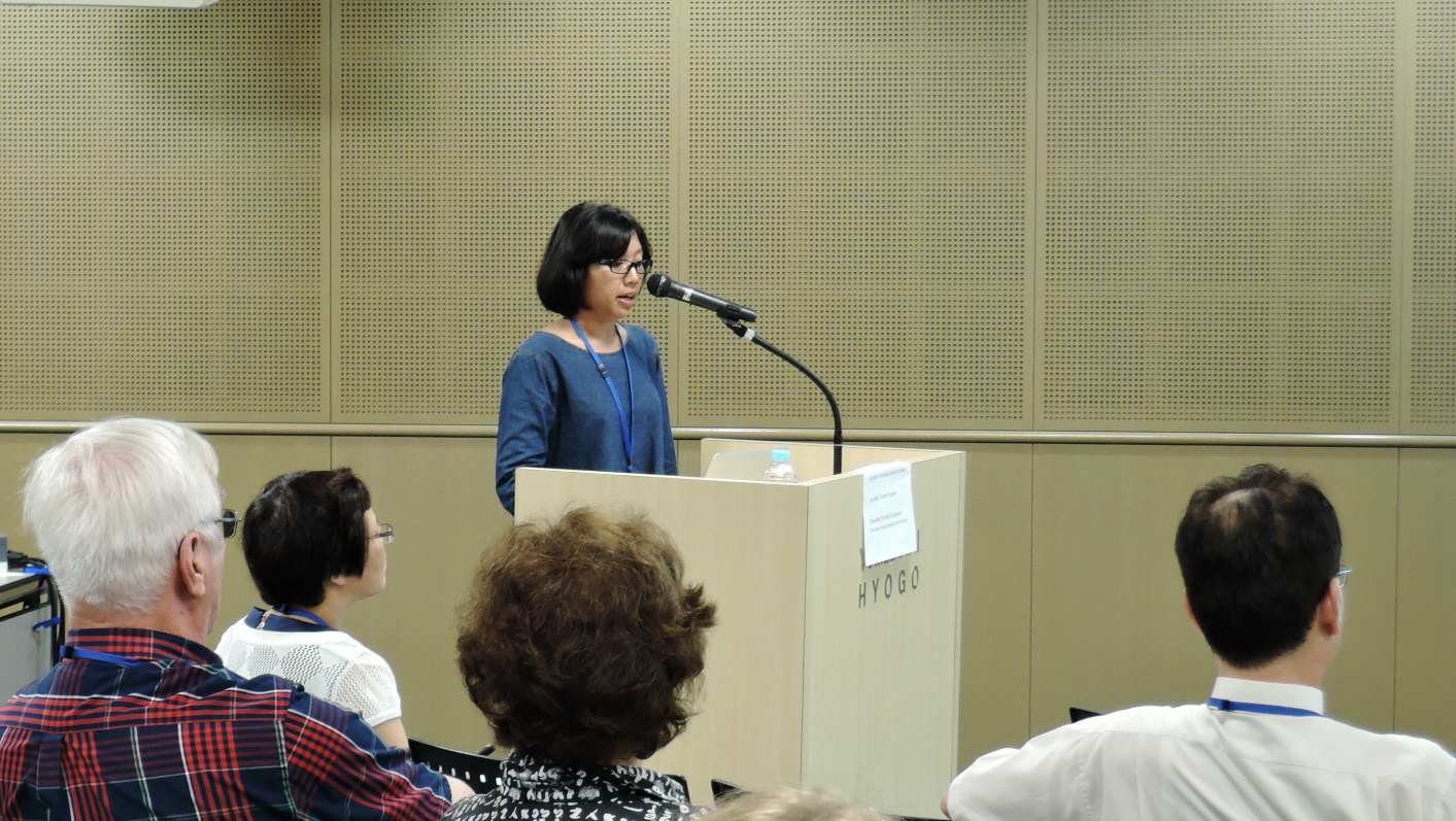 Dr. Rika Indri Astuti as Invited Speaker at the 14th International Conference on Yeast - Japan